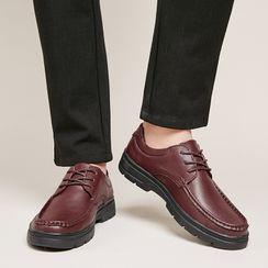 MARTUCCI - 厚底系带鞋