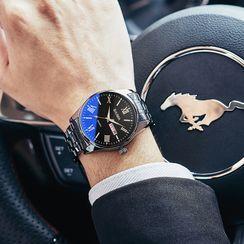 DUOLZ - Alloy Bracelet Watch