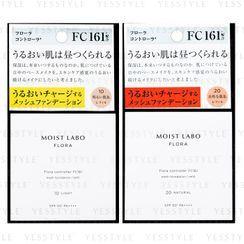 明色 - Moistola Flora Skin Control Mesh Foundation SPF 50+ PA++++ Refill 12g - 2 Types