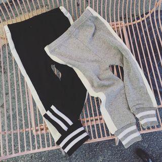 Cerula - Kids Striped Sweatpants