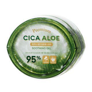 MISSHA - Premium CICA Aloe Beruhigendes Gel