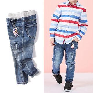 Happy Go Lucky - Kids Harem Jeans