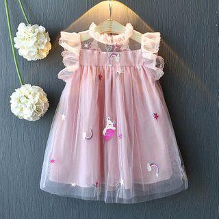 Cuckoo(クク) - Kids Sleeveless A-line Dress