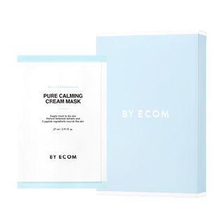 BY ECOM - Pure Calming Cream Mask Set
