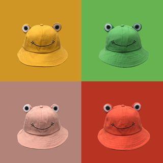 Raconteur - 卡通青蛙漁夫帽