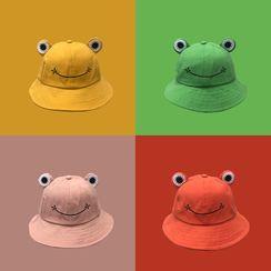 Raconteur - Cartoon Frog Bucket Hat