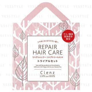 LIPS and HIPS - Cleanse Hair Care Trial Set