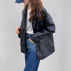KUMI - 皮衣夾克