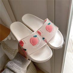 ZORI - Peach Home Slippers