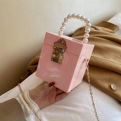 Aimyz - Mini Chain Box Crossbody Bag