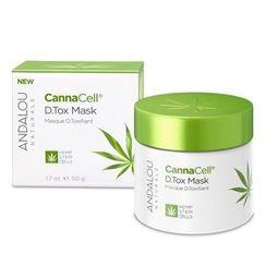 Andalou Naturals - CannaCell D.Tox Mask