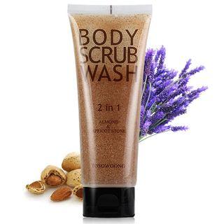 TOSOWOONG - Perfume Body Scrub Wash 160g
