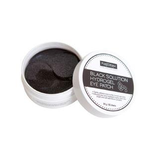 PUREDERM - Black Solution Hydrogel Eye Patch 60pcs