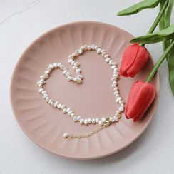 JUSTONE - Fresh Water Pearl Necklace
