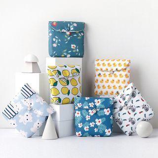 Honeyfluff - Printed Sanitary Pouch