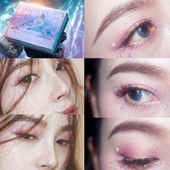 Piggy House(ピギーハウス) - Sequined Eye Makeup Sticker
