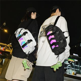 Carryme - Reflexive Pattern Belt Bag