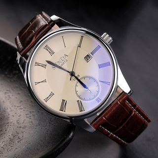 SENDA - Plain Strap Watch