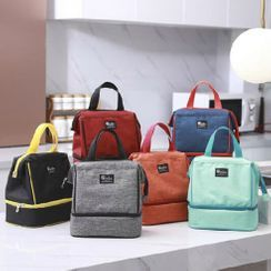 Evorest Bags - Plain 2 Layer Insulated Lunch Bag