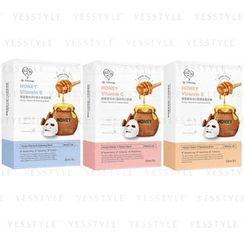 My Scheming - Honey Vitamin Mask 8 pcs - 3 Types
