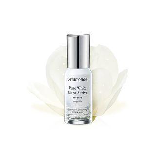 Mamonde - Pure White Ultra Active Essence 40ml