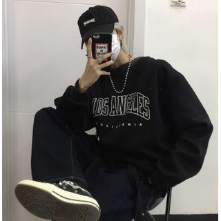 Shineon Studio - Lettering  Sweatshirt