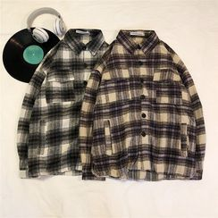 CooLook - Plaid Shirt