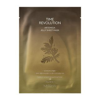 MISSHA - Time Revolution Artemisia Jelly Sheet Mask