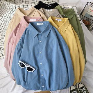 VERSIBO - Plain Shirt
