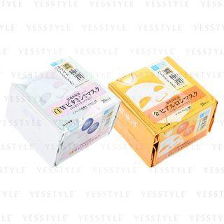 樂敦曼秀雷敦 - 肌研濃極潤面膜 20 片 - 2 款