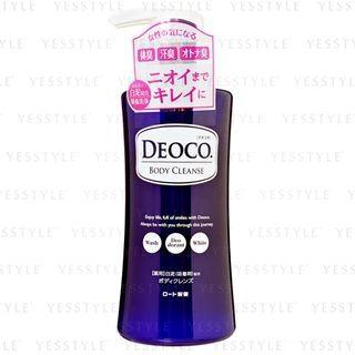 Rohto Mentholatum - Deoco Body Cleanse