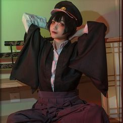 Comic Closet - Toilet-Bound Hanako-Kun Yugi Tsukasa Cosplay Costume Set