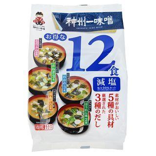 ZEZZUP - Miyasaka Otokuna 12 Shoku Genen Miso Soup