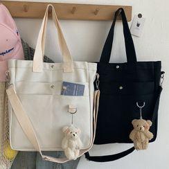 kissogram - Plain Canvas Tote Bag