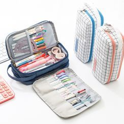 Padeen - Layered Canvas Pencil Case