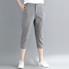 Bohomina - 格子哈倫褲
