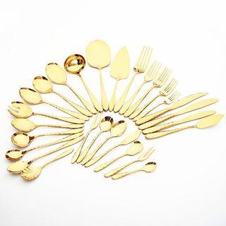 Nestal - 不锈钢刀 / 叉子 / 勺子 (多款设计)