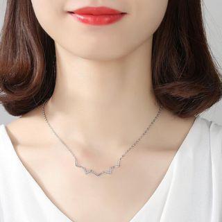 Hansha - V字项链