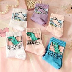 Prinsis - Printed Socks