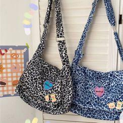 Anchara - Print Pattern Tote Bag