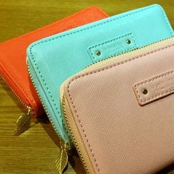 BABOSARANG(バボサラン) - Zipped Wallet