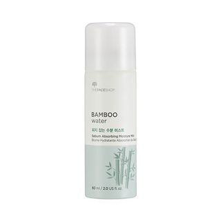 THE FACE SHOP - Bamboo Water Sebum Absorbing Moisture Mist 60ml