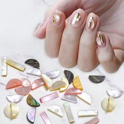 Padoma - Shell Nail Art Decoration