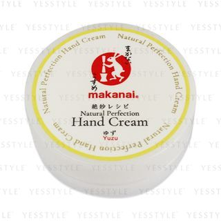 Makanai Cosmetics - Natural Perfection Hand Cream 10g