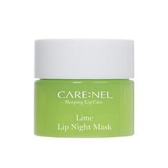 CARE:NEL - Lime Lip Night Mask