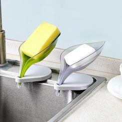 Micy - 树叶肥皂 / 清洁海绵收纳盒