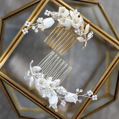 Vivian Design - Wedding Branches Hair Comb