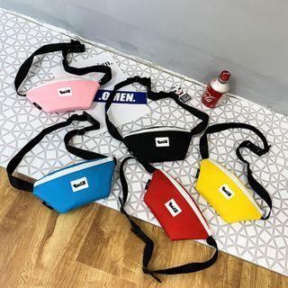 Mulgam - Canvas Zip Sling Bag
