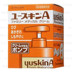 Yuskin - Family Medicated Cream Pump Type