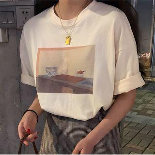 monroll - Short-Sleeve Printed T-Shirt